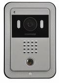 Вызывная (звонковая) панель на дверь COMMAX DRC-4FC серый