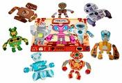 Mr.Bigzy Мозаика Роботы, 62 детали (03BZ0007)