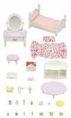 Игровой набор Sylvanian Families Кровать с туалетным столиком 5285