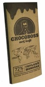 Шоколад Chocoboss горький