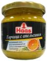 Горчица Haas С апельсином, 210 г