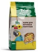 Triol корм Original для крупных попугаев