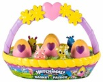 Игровой набор Spin Master Hatchimals Весенняя корзина 19127