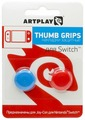 Artplays Накладки Thumb Grips на джойстики контроллера Nintendo Switch (ACSWT17 / ACSWT18)