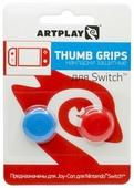 Artplays Накладки Thumb Grips на джойстики контроллера Nintendo Switch (ACSWT17 / ACSWT18)