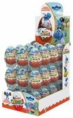 Шоколадное яйцо Kinder Сюрприз, серия Бегемотики для девочек, коробка