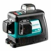 Лазерный уровень Kraftool LL3D (34640-3) со штативом