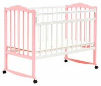 Кроватка Bambini Classic М01.10.09 (качалка)