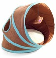 Лежак для кошек Triol CT49 43х38х35 см