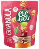 Гранола Ол' Лайт медовая с ягодами, дой-пак