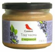 Соймик Тофу-паста с черникой, 300 г