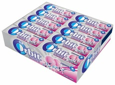 Жевательная резинка Orbit White Bubblemint без сахара, 30 шт. x 13,6 г