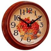 Часы настенные кварцевые Алмаз C22