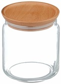 Емкости для сыпучих продуктов Luminarc Mania Bois 0,75л Цвет: Прозрачный [48802]