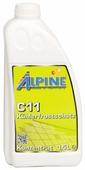 Антифриз ALPINE C11 Gelb
