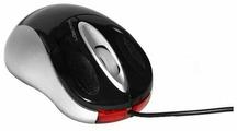 Мышь LOGICFOX LP-MS 023 Black-Silver USB