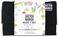 SketchMarker Набор маркеров Basic 1 Set, 24 шт.