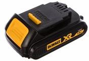 Аккумуляторный блок DeWALT DCB181 18 В 1.5 А·ч
