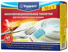 Аксессуары для бытовой техники Таблетки для посудомоечных машин Topperr 3303