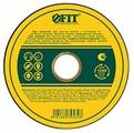 Шлифовальный абразивный диск FIT 39535