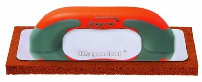 Тёрка для шлифовки штукатурки с губкой Kapriol 23051 210x140 мм