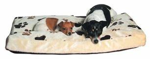 Лежак для собак TRIXIE Gino Cushion (37592) 75х42 см