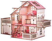 IWOODPLAY кукольный домик IGKD-01-01