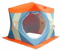 Палатка Митек Нельма Куб-2 Люкс