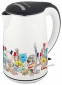 Чайник Polaris PWK 1742CWR Paris