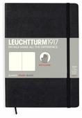 Блокнот Leuchtturm1917 318651 (черный) A5, 60 листов