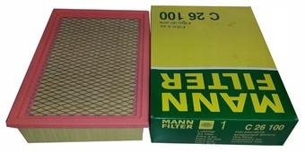 Воздушный фильтр Mann-Filter C26100