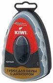 Kiwi Express Shine губка с дозатором черная