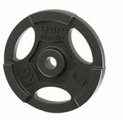 Диск Euro classic чугунный окрашенный d-26 мм 5 кг