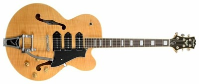 Полуакустическая гитара Peerless Wizard StageMaster