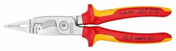 Плоскогубцы Knipex 1386200 200 мм