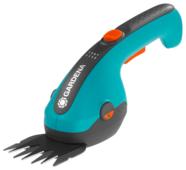 Ножницы аккумуляторные GARDENA для травы ClassicCut с телескопической рукояткой (9855-20) 8 см