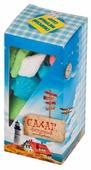Сахар Сибирский фигурный сахар Цветные ракушки