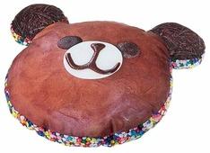 Подушка для кошек, для собак Ferplast Teddy Donut 45х45х13 см
