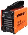 Сварочный аппарат PATRIOT 150DC MMA (MMA)