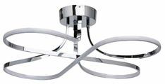Люстра светодиодная De Markt Аурих 496015302, LED, 25 Вт