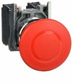 Кнопка аварийного останова грибовидная 22мм Schneider Electric, XB4BT845