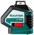 Лазерный уровень самовыравнивающийся Kraftool LL360 (34645-4)
