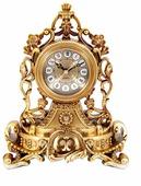 Часы каминные Русские подарки Рококо 59111