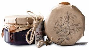 Варенье Таёжный Тайник из сосновой шишки, банка 130 г