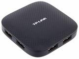 USB-концентратор TP-LINK UH400, разъемов: 4