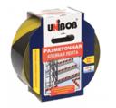 Клейкая лента разметочная UNIBOB 517316, 50 мм x 50 м