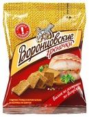 Воронцовские сухарики-ренки ржано-пшеничные Балык из осетрины по-боярски, 60 г
