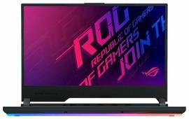 "Ноутбук ASUS ROG Strix G GL531GT (Intel Core i5 9300H 2400 MHz/15.6""/1920x1080/16GB/1256GB HDD+SSD/DVD нет/NVIDIA GeForce GTX 1650/Wi-Fi/Bluetooth/Windows 10 Home)"