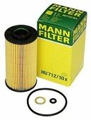Масляный фильтр MANNFILTER HU712/10X