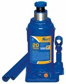Домкрат бутылочный гидравлический KRAFT КТ 800021 (20 т)